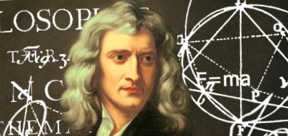 Isaac Newton, the greatest scientist of all time!