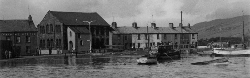 Haverigg, Cumbria floods