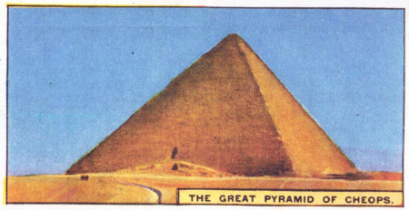 The Pyramids of Egypt