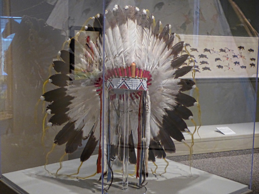 Native American Indian culture at Denver Art Museum