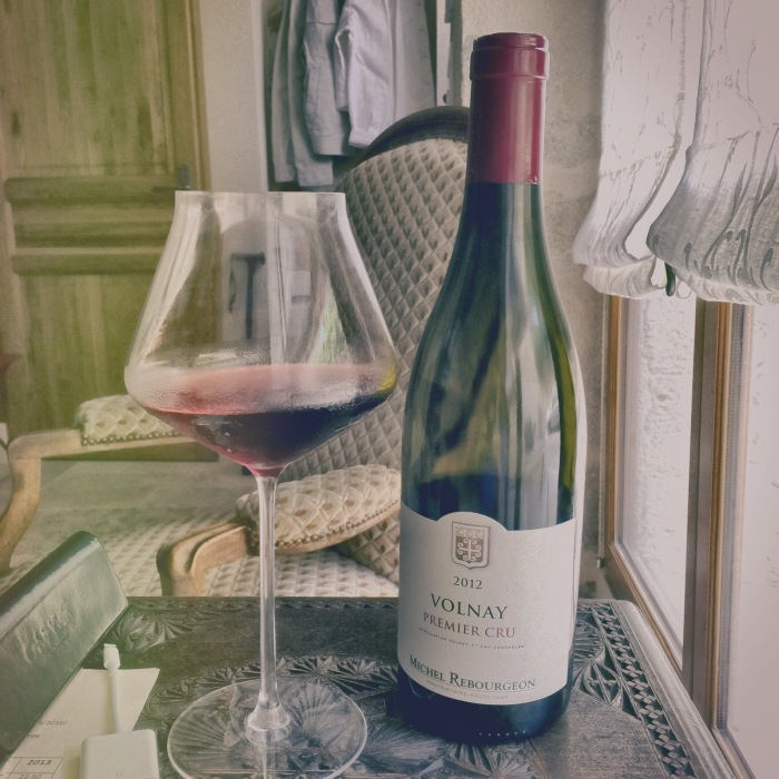 A Burgundy Volnay from Michel Rebourgeon