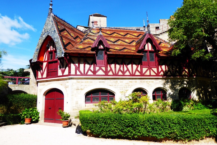 Is this the best Chateau in Burgundy!