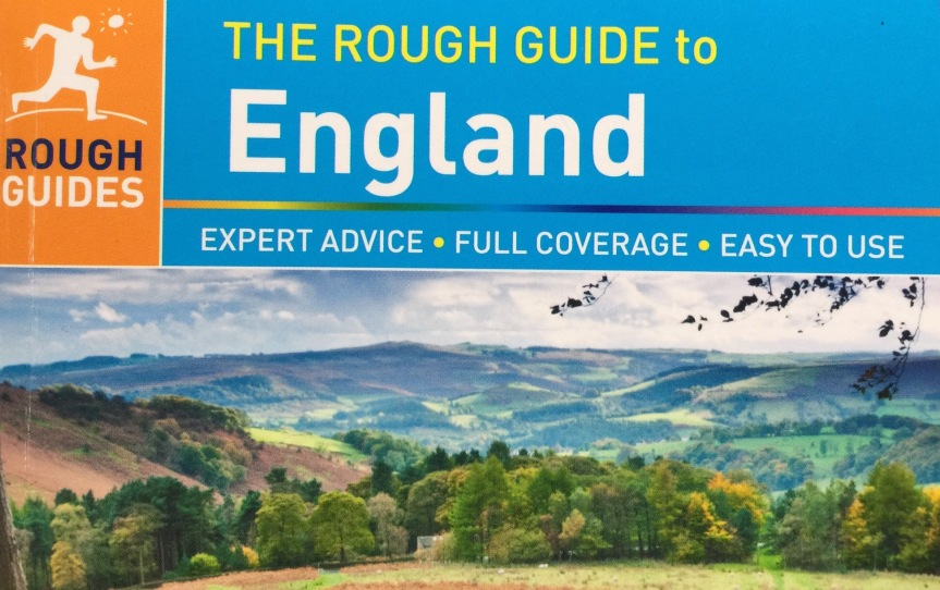 "How ""rough"" is the Rough Guide To England?"