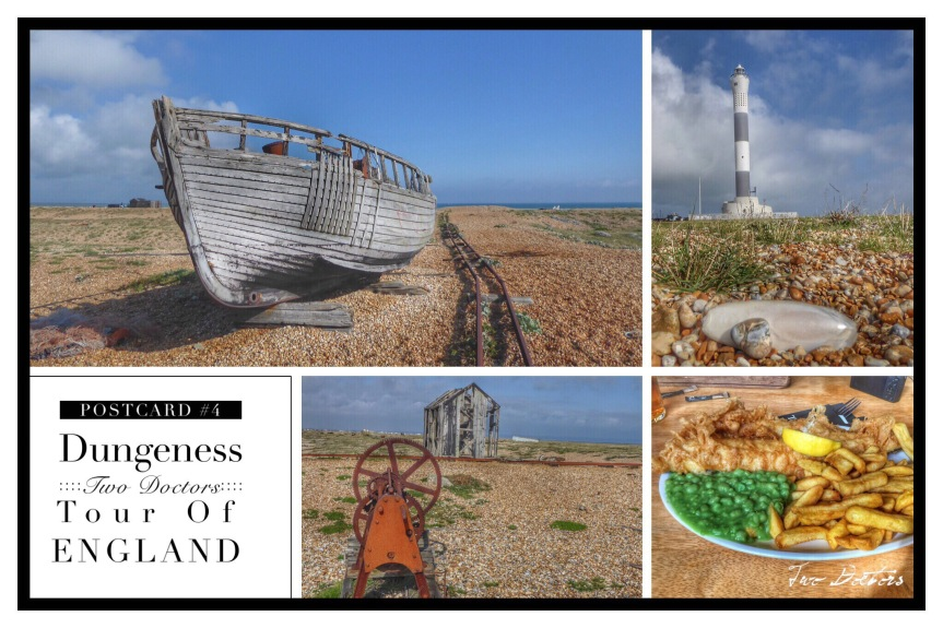 Postcard from England: #4 Dungeness
