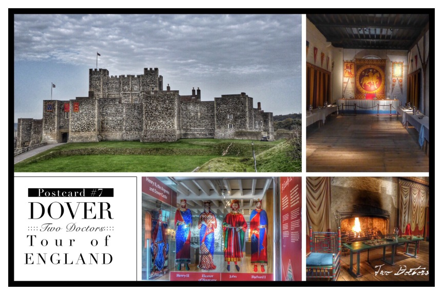 Postcard from England: #7 Dover Castle