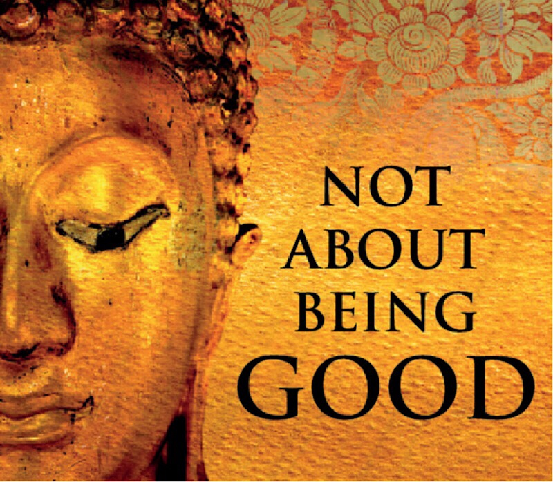 Flummox Friday: 8 Golden Rules for being a Buddhist Stoic.