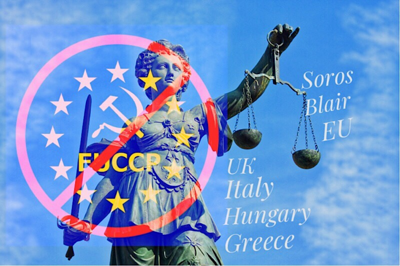 Trumpet Tuesday: EU lapdogs and ConstitutionalCrises!