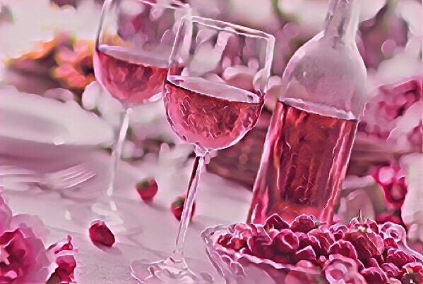 Wine Wednesday: It's Rose Time!