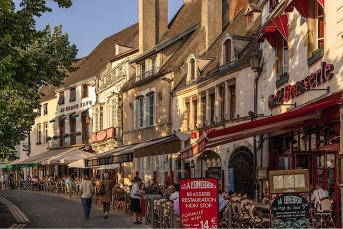 Beaune Cafe du Lyon