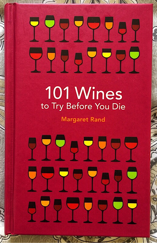 Book, 101 Wines to Buy Before You Die