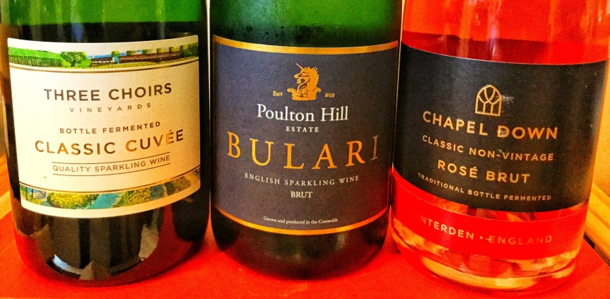 "Is ""English Sparkling Wine"" bubbling enough?"