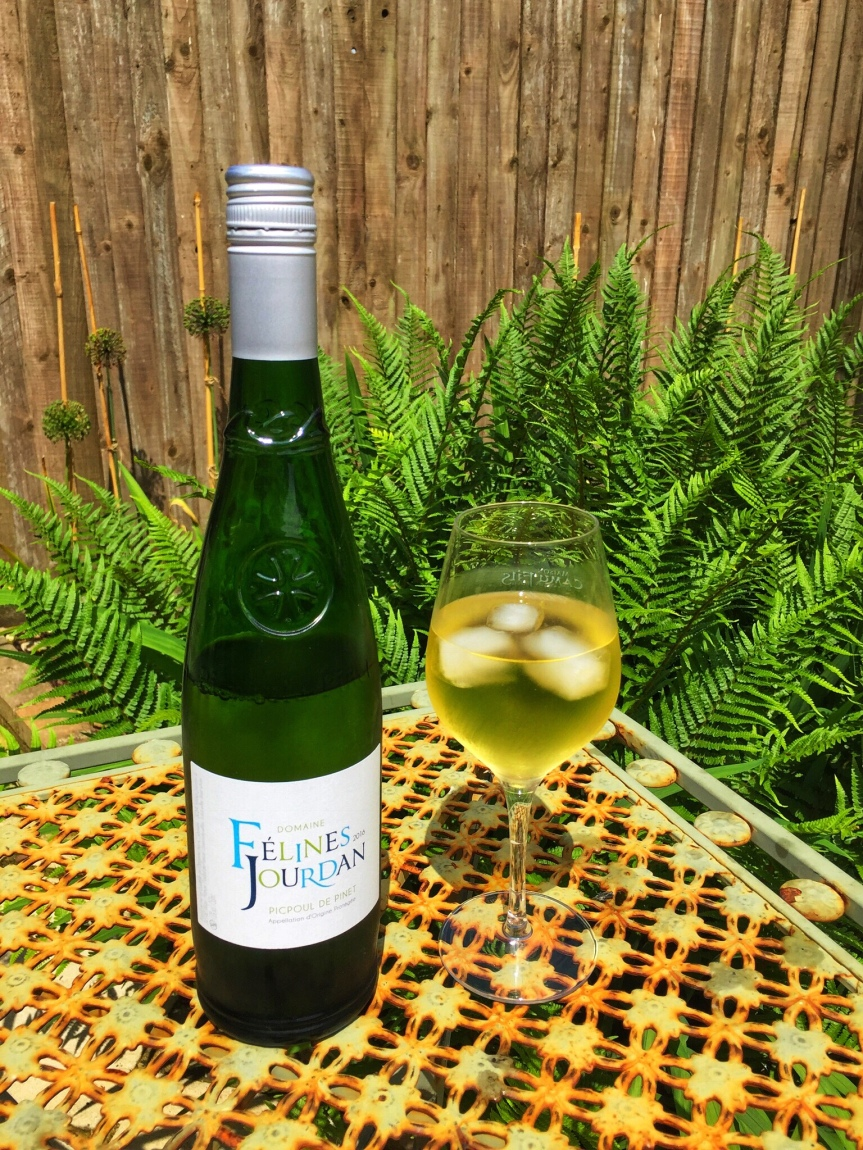 Wine Wednesday: The Prawn and thePicpoul!