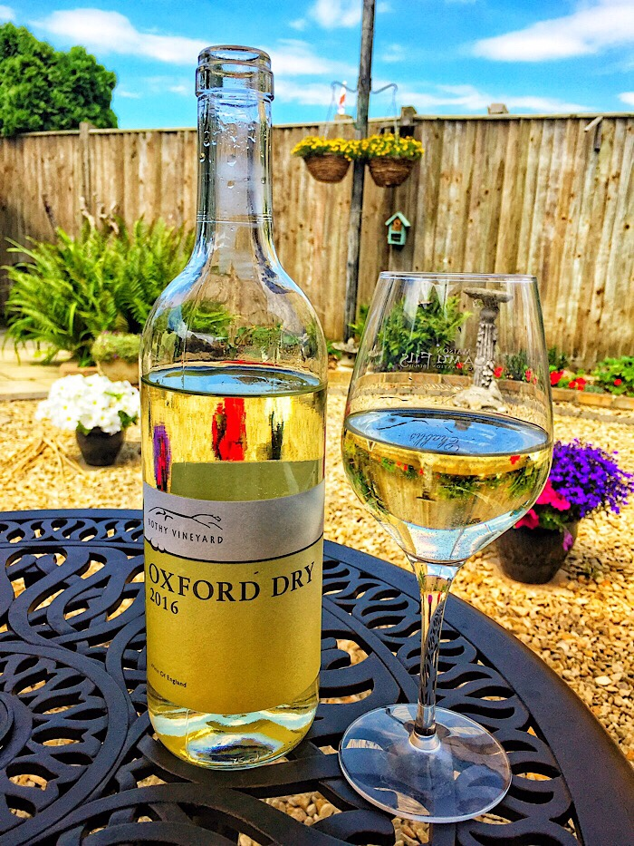 Oxford Dry from Bothy Vineyard
