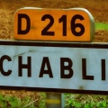 Chablis village walk