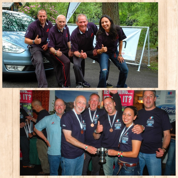 Canoeing, Cycling, Hiking, Photo Challenge, Wooden Spoon Great Lakeland Challenge