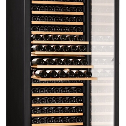 Tall wine chiller cabinet for safely storing your wine collection