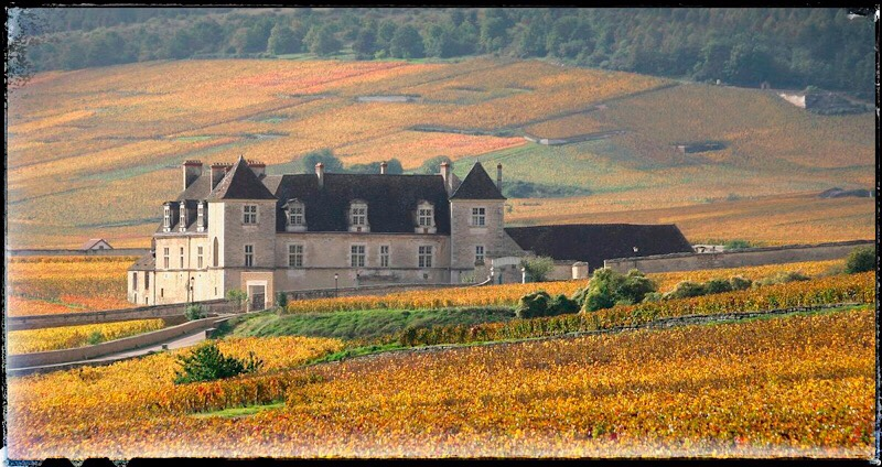 Chateau du Clos de Vougeot …. it's not about the wine!
