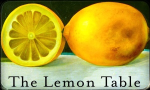 The Lemon Table, Julian Barnes