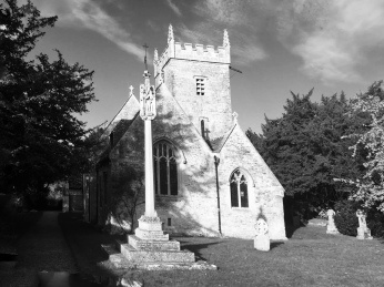 St Leonard's church in Stanton Fitzwarren