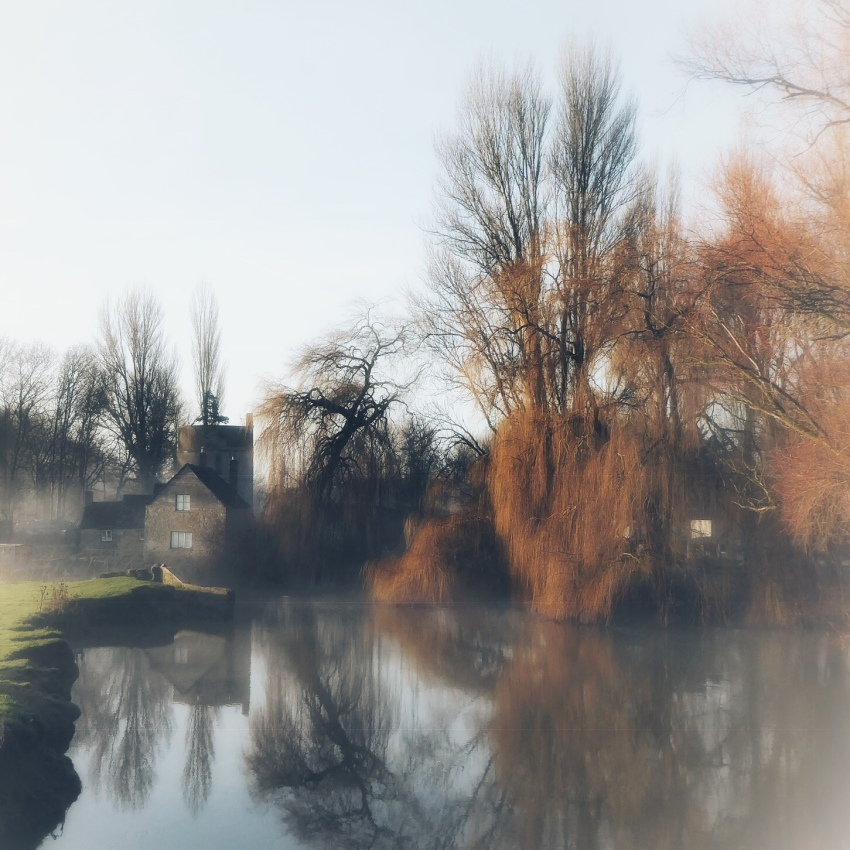 Lechlade, Thames River Walk
