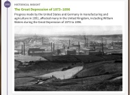 The Great Depression of 1873-1896
