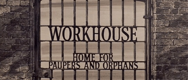 The life of Sarah Elizabeth in an English workhouse,1867-1874.