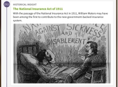 The National Insurance Act of 1911