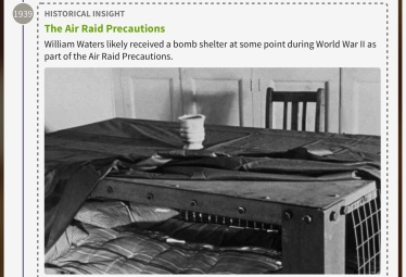 Air raid precautions during WW2