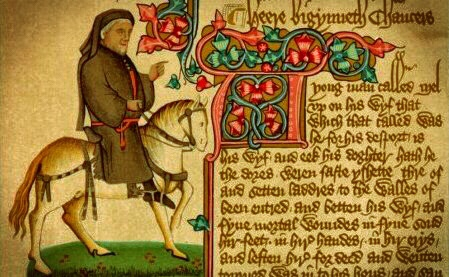 Chaucer, Canterbury Tales
