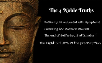 The 4 Noble Truths of Buddhism