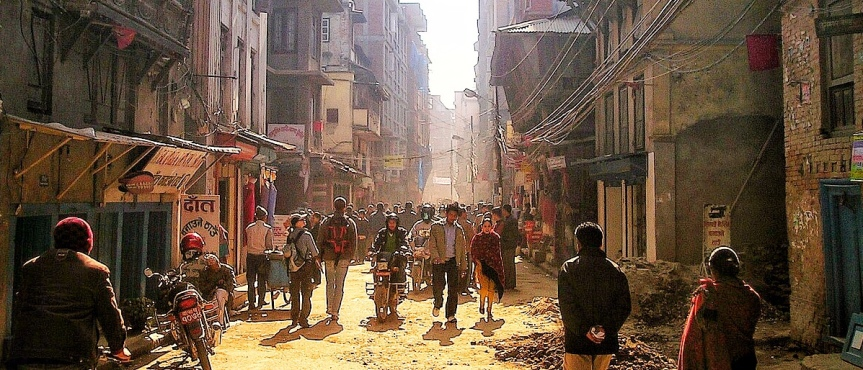 A Year in Nepal: Chapter 1 FirstImpressions