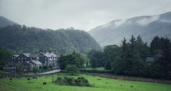 Borrowdale Cumbria
