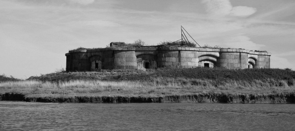 Garrison Point Fort, Sheerness, Kent
