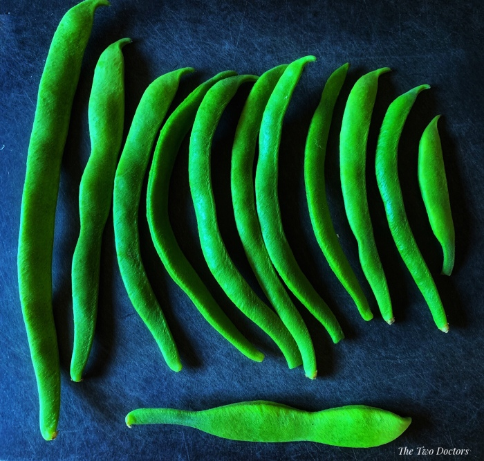 Runner Beans Wordless Wednesday