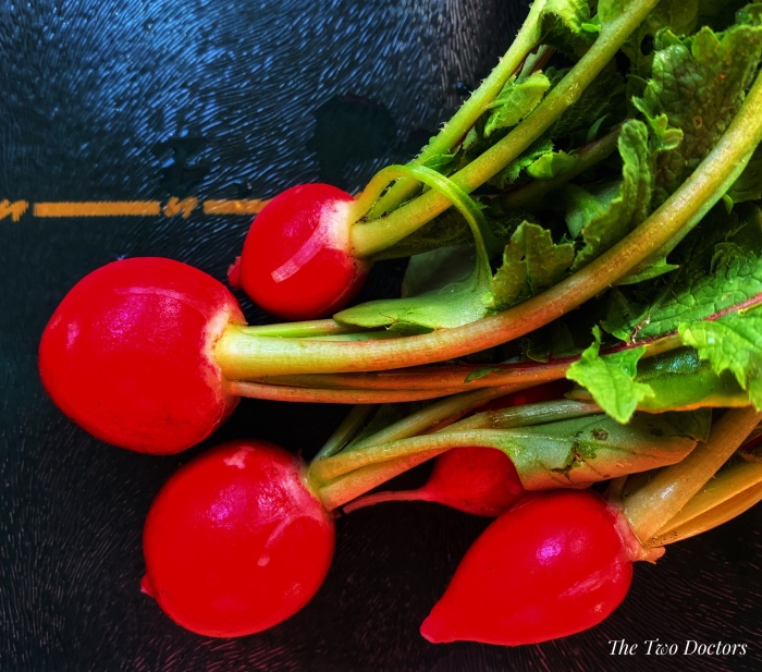 Radish Wordless Wednesday