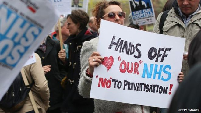 Totalitarian Britain: The National Health Service