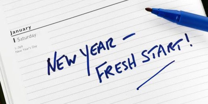 New Year Revelations: How to set good goals.