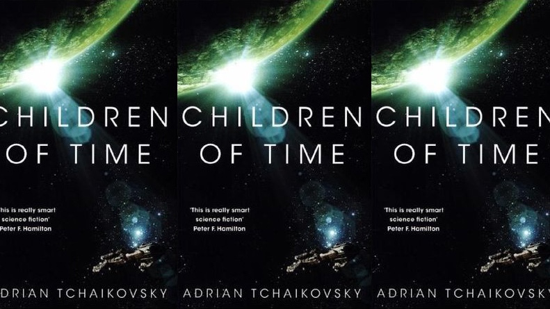 52 Books Challenge: #4 Children of Time