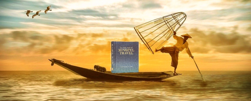 52 Books Challenge: #12 The little Book Of MindfulTravel