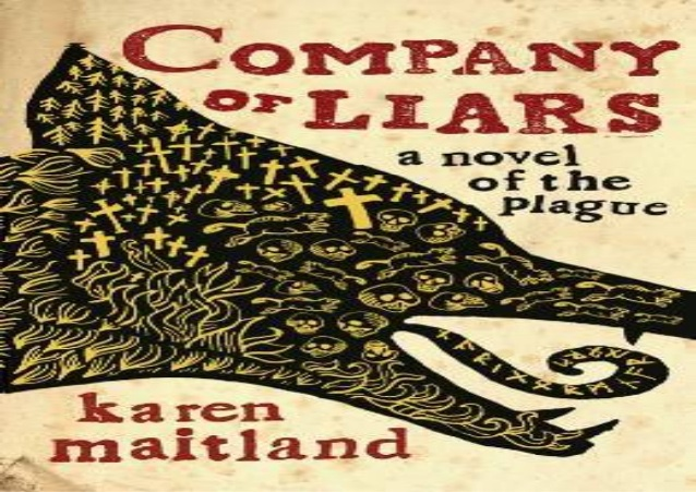 52 Books Challenge: #11 Company of Liars